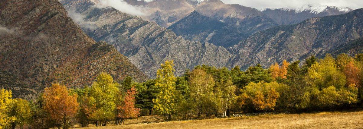 Pallars Sobirà, 4 estacions per gaudir de la natura